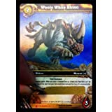 World of Warcraft Wooly White Rhino Loot by Firestorm Cards
