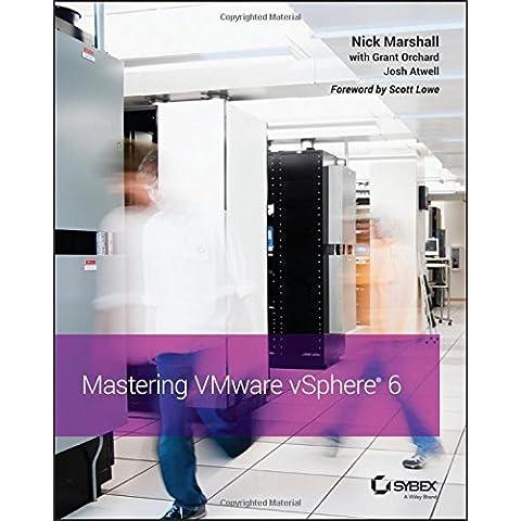 Mastering Vmware Vsphere (Mastering Computer)