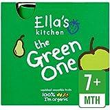 Cuisine Smoothies Bio Fruits De Ella Le Vert 5 X 90G
