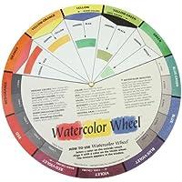 Color Wheel - Watercolor Wheel, Ruota degli Acquerelli