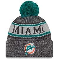 New Era Cappello NFL Sideline Graphite – Miami Dolphins 7f7bf00cc839
