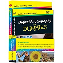 Digital Photography for Dummies, Special DVD Bundle