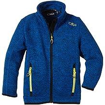 CMP - F.lli Campagnolo Jacke - Cortavientos para niño, color Azul Marino/Negro, talla 104