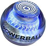 Powerball Supernova neón LED, ejercitador de brazo y mano fortalecedor túnel carpiano