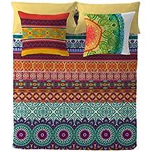 Costura Bogona - Juego de fundas nórdica para cama de 90 cm