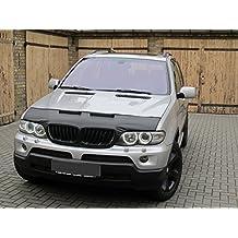 AB-00398 PROTECTOR DEL CAPO BMW X5 E53 1999-2006 Bonnet Bra TUNING