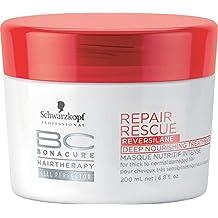 Schwarzkopf BC Bonacure Repair Rescue Tratamiento Nutritivo Intensivo - 200 ml