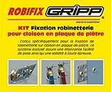Watts - Raccord Cuivre à souder - Sortie de cloison ROBIFIX (Douche/Bain-Douche)...