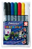 Permapaque Hobbymarker Set BASIC
