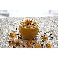 Natürliche Bienenwachs Kerze Blumen Kerze Aromatherapie Luftreiniger Organische Glas Kerzen Haushalt Geschenk Hochzeit Gefälligkeiten Valentine Geschenk Frau Geschenk Glas Jat Kerze Behälterkerzen