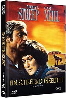 Schrei in der Dunkelheit - A Cry in the Dark [Blu-Ray+DVD] - uncut - auf 111 Stück limitiertes Mediabook Cover B