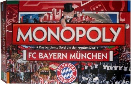 Preisvergleich Produktbild FC Bayern Monopoly
