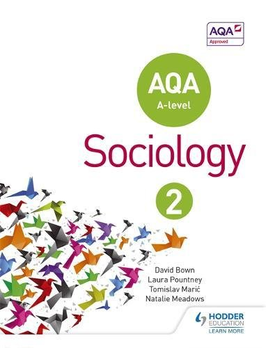 AQA Sociology for A-level Book 2
