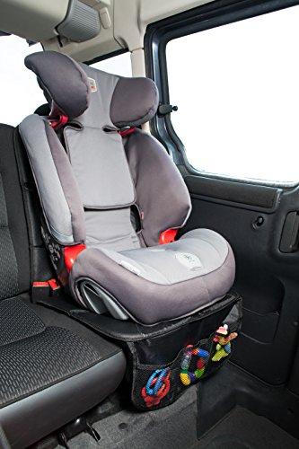 Coprisedile-Auto-Protezione-Intero-Sedile-Per-Bambini-Piccoli-Con-Tasche-Contenitrici