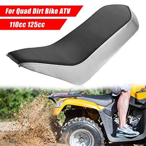 Semine PVC Vinyl Schaum Sitz für 110ccm 125ccm Quad Dirt Bike ATV 4-Wheeler
