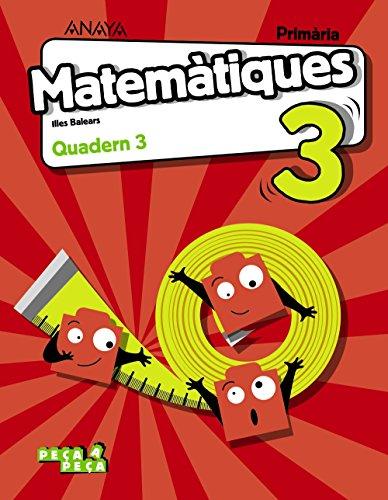 Matemàtiques 3 Quadern 3