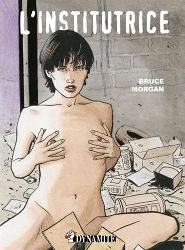 L'institutrice par Morgan Bruce