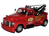 Chevrolet Tow Truck Abschlepper Rot 1953 1/24 Welly Modell Auto