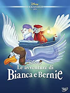 Le Avventure di Bianca e Bernie -Collection 2015 (DVD)