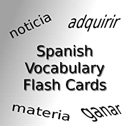 Spanish Vocabulary Flash Cards: The 1000 Most Common Words with Definitions by [Lehman, Joel]