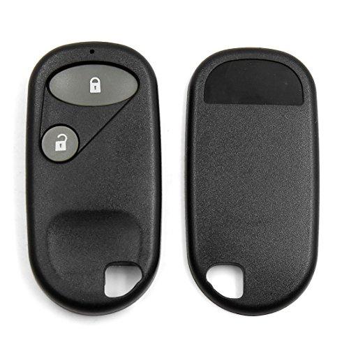 Sourcingmap 2Tasten Schlüssel Fernbedienung Fob Clicker Transmitter Fall Ersatz DE de (Accord Alarm Honda)