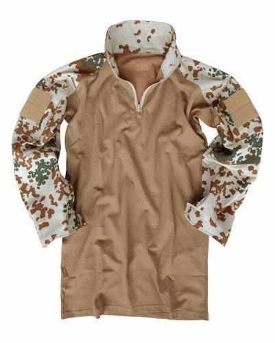 Mil-Tec Taktisches Shirt Tropentarn
