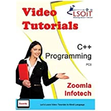 LSOIT C + + Video Tutorials for Self Learning (DVD)