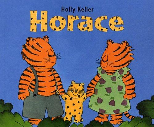 Horace par Holly Keller