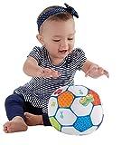 Mattel Fisher-Price CMC18 - Shakira Fußball Puppe, weicher Ball mit Melodien und Geräuschen