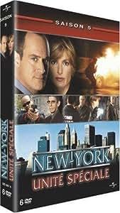 New York, unité spéciale - Saison 5