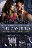 The Davennes: Wolves of the Rising Sun (Volume 2)