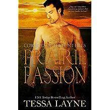 Prairie Passion: Cowboys of the Flint Hills (English Edition)