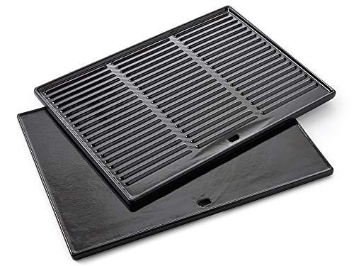 Barbecook 2232011000 asso per grigliare, nero, 34x2x43 cm