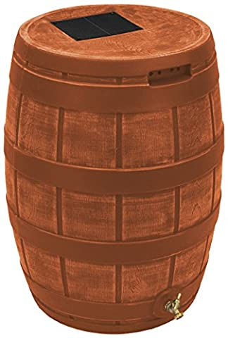 Good Ideas RVT-TC 50-Gallon Rain Vault, Terra Cotta