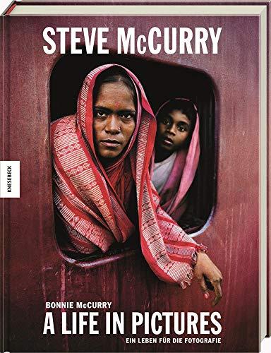Steve McCurry: A Life in Pictures  -  Ein Leben für die Fotografie (Afghan Girl, Sharbat Gula, Lesen)