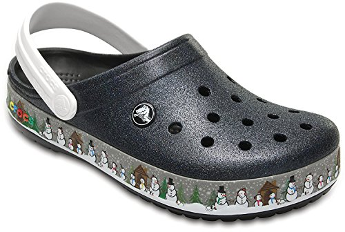 Crocs - Unisex-Erwachsene Crocband Urlaub Clog Schuhe Black