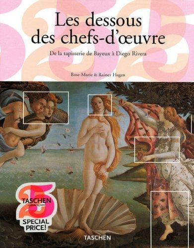 Les dessous des chefs-d'oeuvre : Coffret en 2 volumes par Rose-Marie Hagen