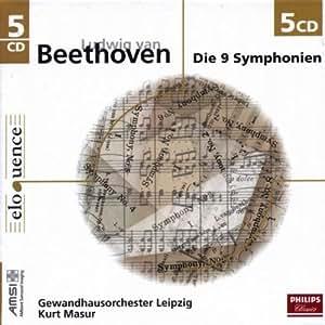 Beethoven: Die 9 Symphonien