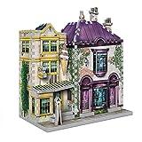 Wrebbit 3D W3D-0510 Puzzle, Mehrfarbig