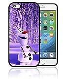 Coque Etui Housse Bumper Apple iPhone Olaf Disney La Reine des Neiges Frozen