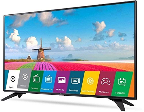 LG 108 cm (43 inches) 43LJ531T Full HD LED TV (Space Black) with Offer