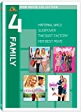 Material Girls & Sleepover & Dust Factory & Her [DVD] [Region 1] [NTSC] [US Import]