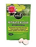 Envii Nitrate Klear - Traitement Qui Élimine Le Nitrate Des Bassins et Aquariums et Éliminateur De Nitrite - 6 Tablettes