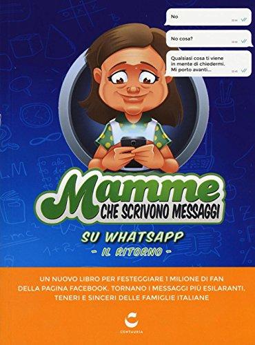 Zoom IMG-2 mamme che scrivono messaggi su