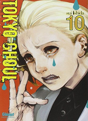 Tokyo Ghoul 10 by Sui Ishida (2015-05-15)