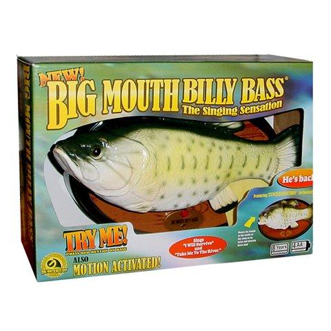 Der absolute Hit! Singender Fisch