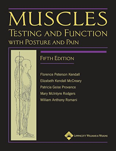 Muscles: Testing and Function, with Posture and Pain: Testing and Function with Posture and Pain (Kendall, Muscles) (English Edition)