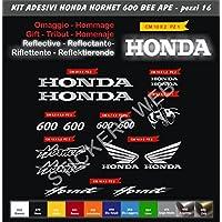 Adesivi stickers HONDA HORNET 600 APE BEE Kit 15 Pezzi