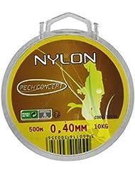PECH'CONCEPT 30035 Nylon de Pêche Mixte Adulte, Transparent
