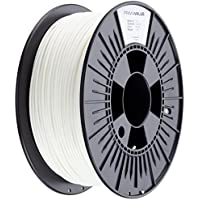 PrimaValue PLA Filament - 2.85mm - 1 kg spool - White - ukpricecomparsion.eu